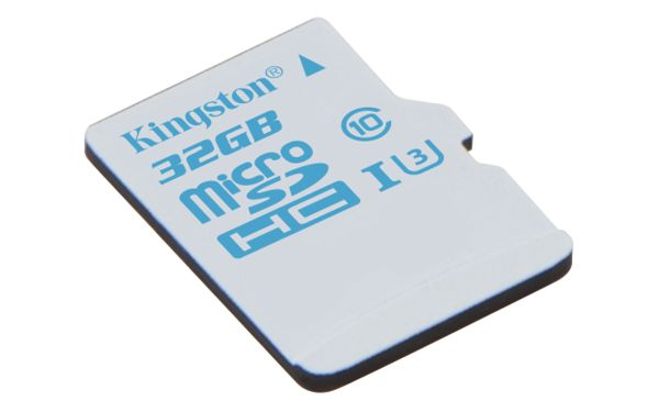 32GB microSDHC UHS-I U3 Action Card Single Pack w/o Adapter
