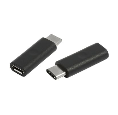 Adapter/ USB-C to MicroUSB