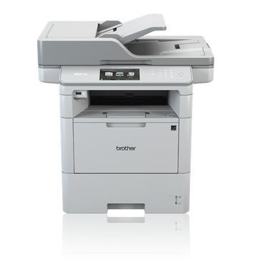 Brother MFC-L6900DW Fax/ Kopiator/ Printer/ Scanner 50ppm/ 1GB/ Duplex/ WLAN 520_50 ark