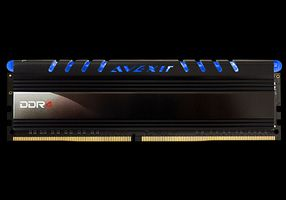 Core Series, blaue LED, DDR4-2400,  CL16 - 4 GB
