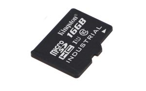 KINGSTON 16GB microSDHC UHS-I Industrial (SDCIT/16GBSP)