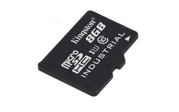 KINGSTON 8GB microSDHC UHS-I Industrial (SDCIT/8GBSP)