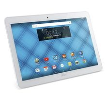 """ACER Iconia One 10 B3-A20 16 GB  VitWiFi, 10.1"""",  5MP/2MP kamera, Android 5.1 Lollipop, MicroSD opp til 128 GB (NT.LBVEE.005)"""