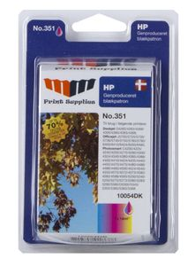 MM Black Inkjet Cartridge No.351