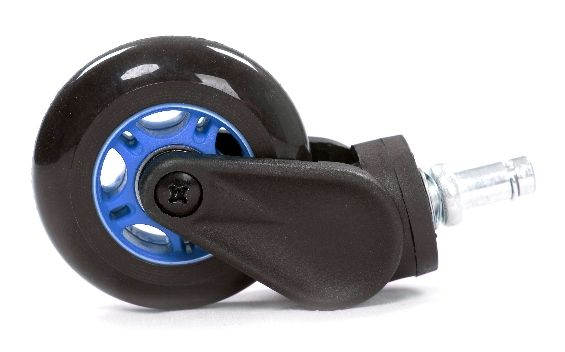Rollerblade Casters - Blue