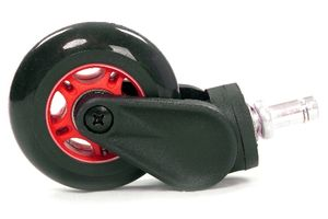 Rollerblade Casters - Red
