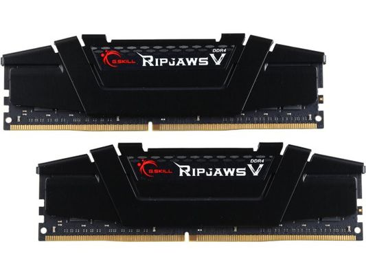 DDR4 32GB PC 3200 CL14 KIT (2x16GB) 32GVK Ripjaws V
