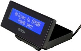 EPSON DM-D30 DISPLAY FOR TM-M30 BLACK RETAIL USB2.0 MAX40 20COL/ 2LINE  IN MNTR (A61CF26111)