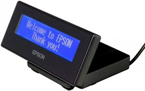 DM-D30 DISPLAY FOR TM-M30 BLACK RETAIL USB2.0 MAX40 20COL/ 2LINE IN