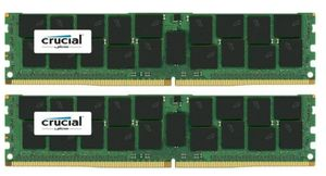 64GB KIT 32GBX2 DDR4 2400 MT/S CL17 DRX4 LOAD REDCD DIMM 288PIN