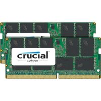 CRUCIAL 32GB KIT 16GBX2 DDR4 2400 MT/S CL17 DRX8 ECC SODIMM 260PIN (CT2K16G4TFD824A)