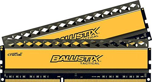 CRUCIAL 8GB KIT (4GBX2) DDR3 2133 MT/S PC3-17000 CL11 BALXTACTUDIMM 2    (BLT2C4G3D21BCT1J)