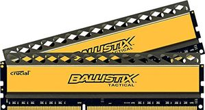 8GB KIT (4GBX2) DDR3 2133 MT/S PC3-17000 CL11 BALXTACTUDIMM 2