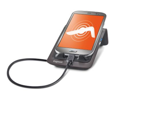 MOBILEDOCK LM550 (ANDROID BLACK)