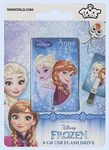 TRIBE 8GB ICONIC Frozen Anna&Elsa