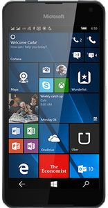 MICROSOFT Lumia 650 DS, Black