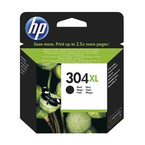 HP Black Inkjet Cartridge No.304XL (N9K08AE) (N9K08AE)
