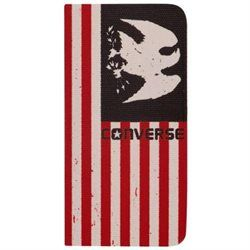 CONVERSE Booklet iPhone5/ 5s/ SE Americana Canvas (410870-906)