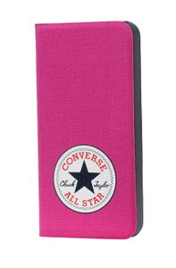 CONVERSE Booklet iPhone 5/5s/SE Rosa Canvas (410870-686)