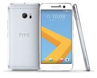 "HTC 10 32GB Silver Smartphone,  5.2"" QHD, 12/5MP kamera, Android 6, MicroSD, 4G, Quick Charge"