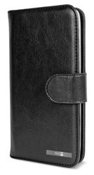 DORO Wallet Case 825 Black (6874)