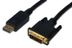 ASSMANN by Digitus DisplayPort-Kabel - DisplayPort (M) - DVI-D (M) -