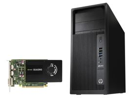 Bundle HP Z240T E3-1245v5 +Nvidia (SE)