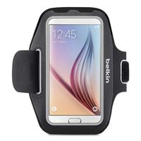Sportfit Armband Black. For Samsung Galaxy S5, S6/S6 Edge, S7