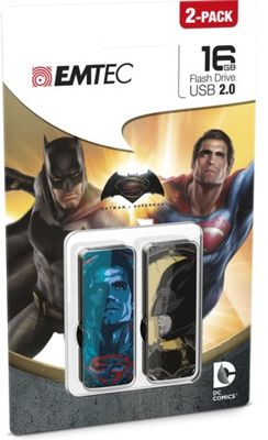 USB-Stick 16GB M700 Batman VS Superman Doppelpack