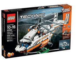 Technic 42052 Heavy Lift Helicopterr