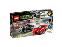 LEGO Speed Champions 75874 Chevrolet Camaro Drag Race