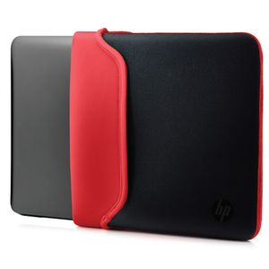 HP 14.0IN NOTEBOOK SLEEVE BLACK/RED ACCS (V5C26AA#ABB)