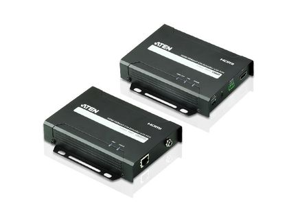 ATEN VE802 HDMI HDBaseT-Lite Extender with POH up to 70m Cat 5e/6/6a cable (VE802-AT-G)