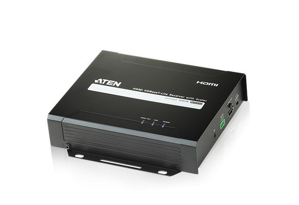 HDMI HDBaseT-Lite Class B Receiver with Scaler function, 70m