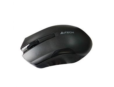 A4TECH Mouse V-Track G3-200N Metal Feet; Wireless 15m (A4TMYS43971)
