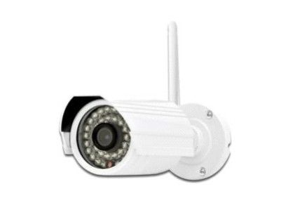 PLUG&VIEW OPTIGUARD DAY&NIGHT OUTDOOR BULLET CAMERA IN