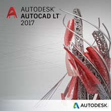 AUTODESK AUTOCAD LT 2017 NEW SINGLE-USER 3YR SUBSCR W/ ADVANCED SUPPORT IN (057I1-WW3033-T744)