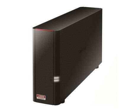 LINKSTATION 510 3TB HIGH SPEED 1X3TB HDD 1XGIGABIT              IN EXT