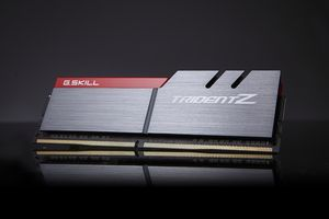 G.SKILL DDR4 32GB PC 3000 CL14 KIT (4x8GB) 32GTZ Trident Z (F4-3000C14Q-32GTZ)
