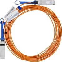 Hewlett Packard Enterprise 5 Meter InfiniBand FDR QSFP V-series Optical Cable (808722-B22)