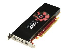 AMD FirePro W4300 4GB Graphics