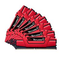 DDR4 64GB PC 3000 CL15 KIT (8x8GB) 64GVR RipjawsV