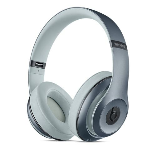 APPLE Beats By Dr.Dre studio 2 wireless Over Ear, Metallic sky (MHDL2ZM/B)