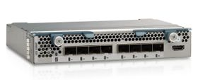 CISCO UCS 2208XP I/O MODULE 8EXTERNAL 32 INTERNAL 10GB PORTS           IN CPNT (UCS-IOM-2208XP=)