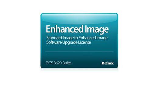 D-LINK LICS UPGRADE FROM STANDARD SI TO ENHANCED (EI) (DGS-3620-52T-SE-LIC)