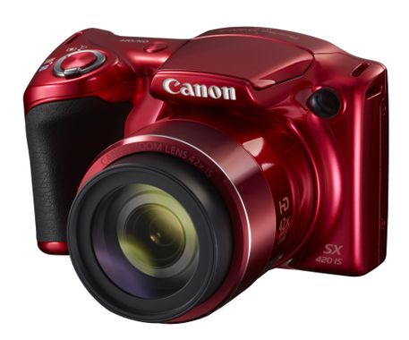 CANON SX 420 IS RED . BOOK