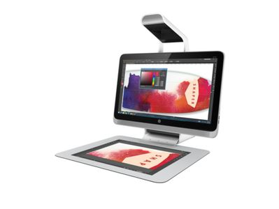 """HP Sprout Pro AiO 23"""" i7 8/1TB (SE) (G1X73EA#ABS)"""