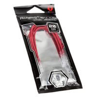 Alchemy 2.0 PSU Cable, 5x 20cm - rot
