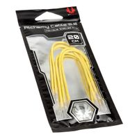 Alchemy 2.0 PSU Cable, 5x 20cm - gelb
