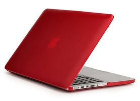 Protective Case red for 15  MacBook Pro Retina 2015
